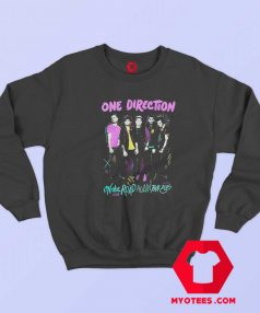One Direction On The Road Again World Tour Sweatshirt