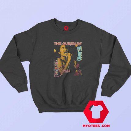Queen Of Tejano Selena Quintanilla Sweatshirt