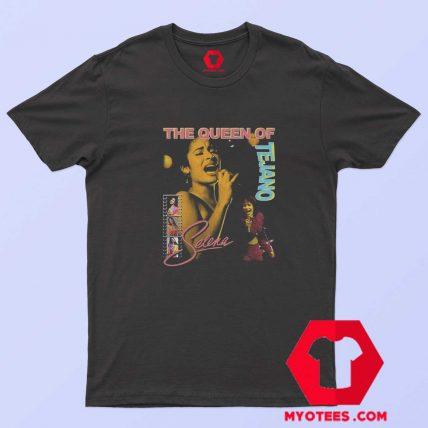 Queen Of Tejano Selena Quintanilla T Shirt