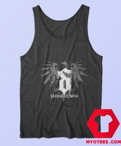 Shinedown Metal Rock Band Unisex Tank Top