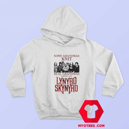Some Grandmas Knit Lynyrd Skynyrd Hoodie