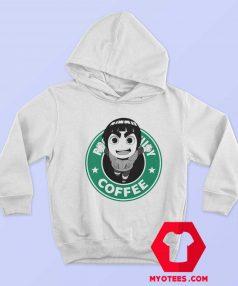Starbucks Funny Parody Rock Lee Naruto Hoodie