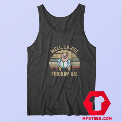 Van Down By The River Movie Comedy Tank Top