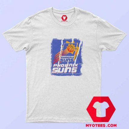 Vintage 90s Phoenix Suns Basketball Team T Shirt