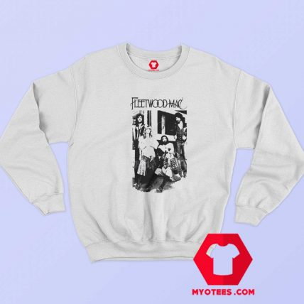 Vintage Fleetwood Mac Graphic Unisex Sweatshirt
