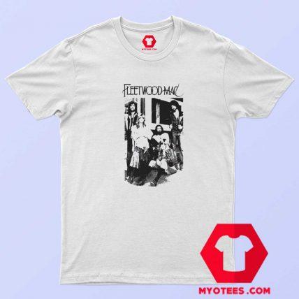 Vintage Fleetwood Mac Graphic Unisex T Shirt