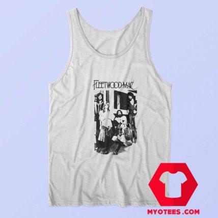Vintage Fleetwood Mac Graphic Unisex Tank Top