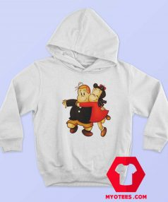 Vintage Little Lulu The Dog Show Off Hoodie