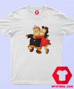 Vintage Little Lulu The Dog Show Off T Shirt