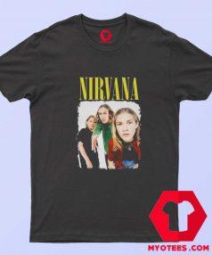Vintage Nirvana Hanson Grup Band Unisex T Shirt