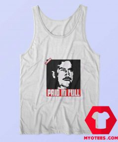 Vintage Paid in Full Graphic Unisex Tank Top