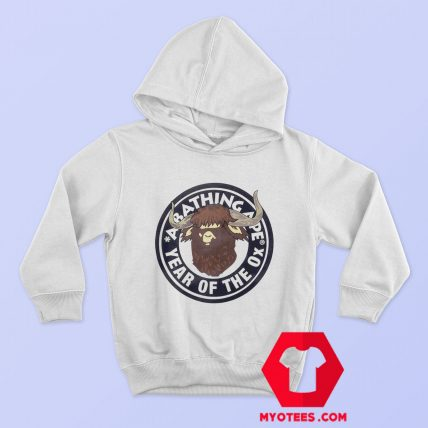 A Bathing Ape Year of the Ox Unisex Hoodie