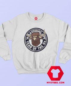 A Bathing Ape Year of the Ox Unisex Sweatshirt