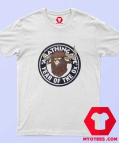 A Bathing Ape Year of the Ox Unisex T Shirt