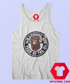 A Bathing Ape Year of the Ox Unisex Tank Top