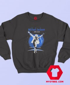 A Man Like No Other Michael Jackson Sweatshirt