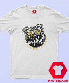 Aerosmith Get Your Wings US Tour Unisex T Shirt