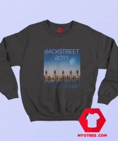 Backstreet Boys Band Concert 2013 Tour Sweatshirt