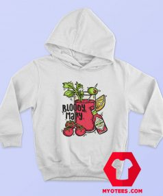 Bloody Mary Cocktail Classic Unisex Hoodie