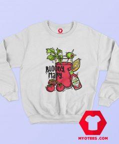 Bloody Mary Cocktail Classic Unisex Sweatshirt