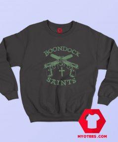 Boondock Saints Guns and Rosary Sweatshirt