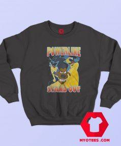 Disney Goofy Movie Powerline Stand Out Tour Sweatshirt