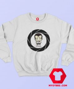 James Bond This Is Stirred Unisex Sweatshirt
