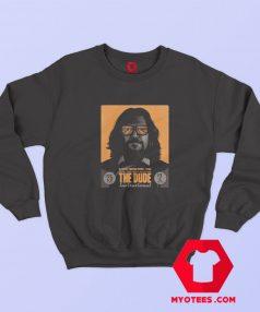 Mike Mitchell The Dude Unisex Sweatshirt
