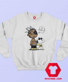 Ol Dirty Bastard Brown Peanut Unisex Sweatshirt