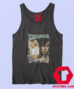 Rihanna Diamonds Vintage 90s Unisex Tank Top