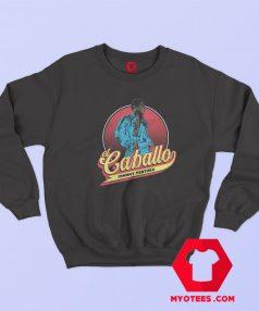 Vintage Johnny Ventura El Caballo Unisex Sweatshirt