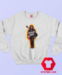 Vintage Sixto Rodriguez Sugar Man Unisex Sweatshirt