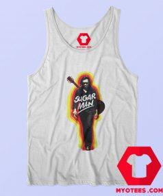 Vintage Sixto Rodriguez Sugar Man Unisex Tank Top