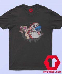 Vintage The Ren and Stimpy Show Unisex T Shirt