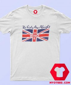 Vintage The Who Kids Are Alright Unisex T Shirt