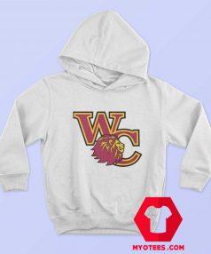 West Charlotte High School Lion Unisex Hoodie