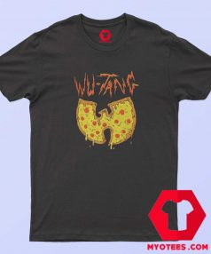 Wu Tang Clan NYCC Comic Con Pizza Rare T Shirt