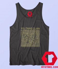Wu Tang Clan Waves Rap Hip Hop Retro Tank Top