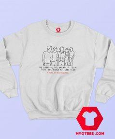 10 Years Of One Direction Unisex Sweatshirt