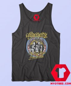 Aerosmith The Bad Boys From Boston Tank Top