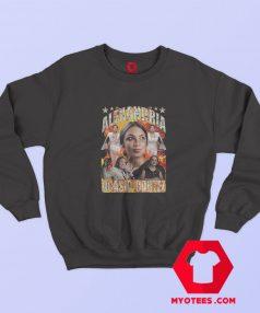 Alexandria Ocasio Cortez Vintage Retro Sweatshirt