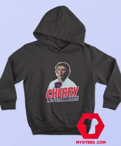 Alexia Cherry Not Strawberry Unisex Hoodie
