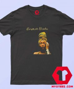 Erykah Badu Vintage Retro Unisex T Shirt