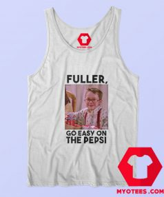 Fuller Go Easy On The Pepsi Ugly Christmas Tank Top