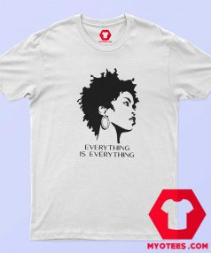 Girl Afro Woman Power Magic Is Everything T Shirt