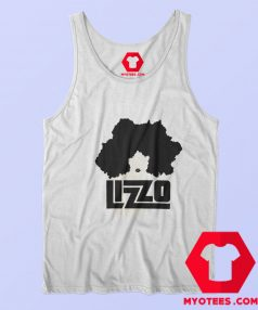 Lizzo Smlie Shadow Graphic Unisex Tank Top