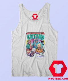 Thank You For Being A Friend Unisex Tank Top