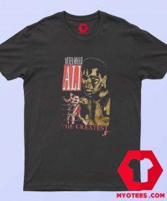 The Greatest Legend Boxing Muhammad Ali T Shirt