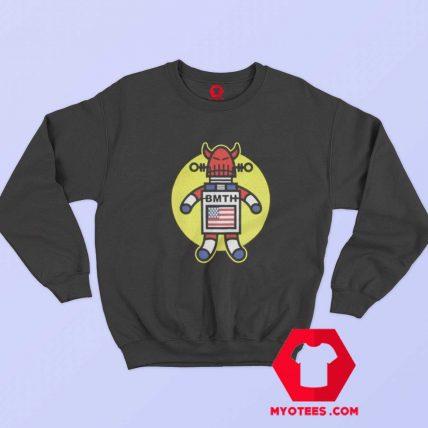Bring Me The Horizon Robot Unisex Sweatshirt