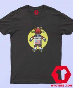 Bring Me The Horizon Robot Unisex T shirt
